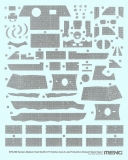 Zimmerit Decal for Sd.Kfz.171 Panther Ausf.A - Late Prod. (Type 1)