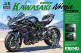 Kawasaki Ninja H2R (Pre-coloured Edition)