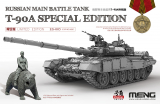 "Russian Main Battle Tank T-90A + ""Putin"" (Special Edition)"