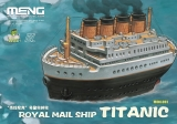 Royal Mail Ship Titanic (Cartoon model)