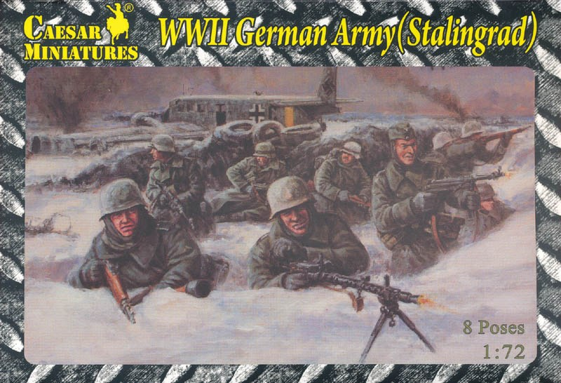 WWII German Army (Stalingrad)
