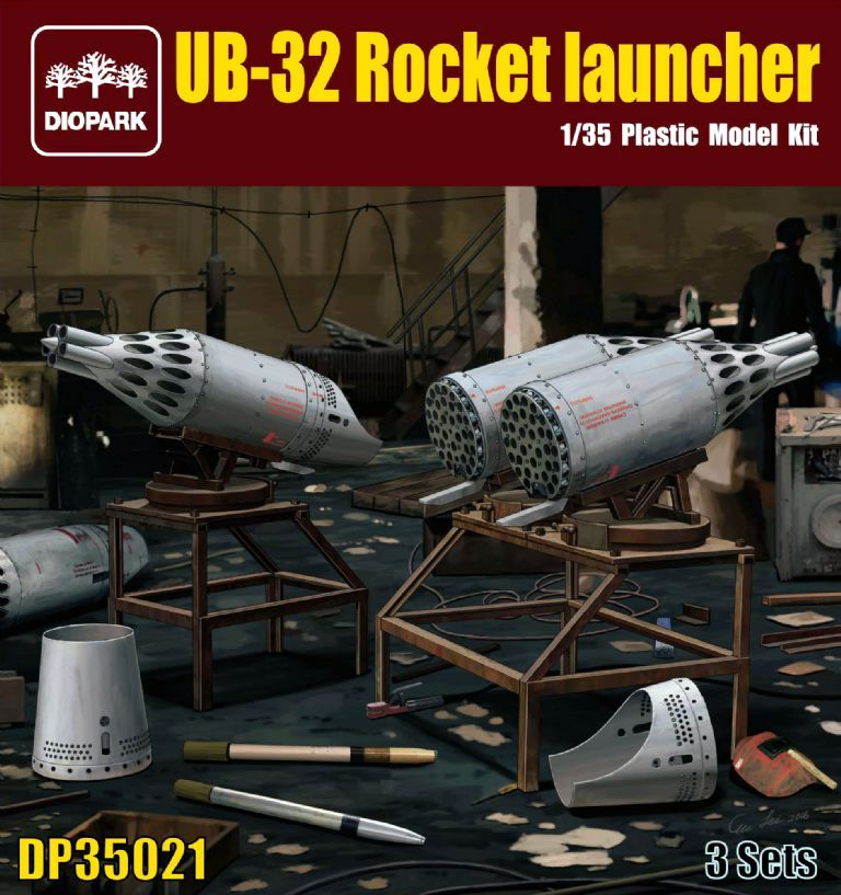 UB32 Rocket Launcher (3ks)