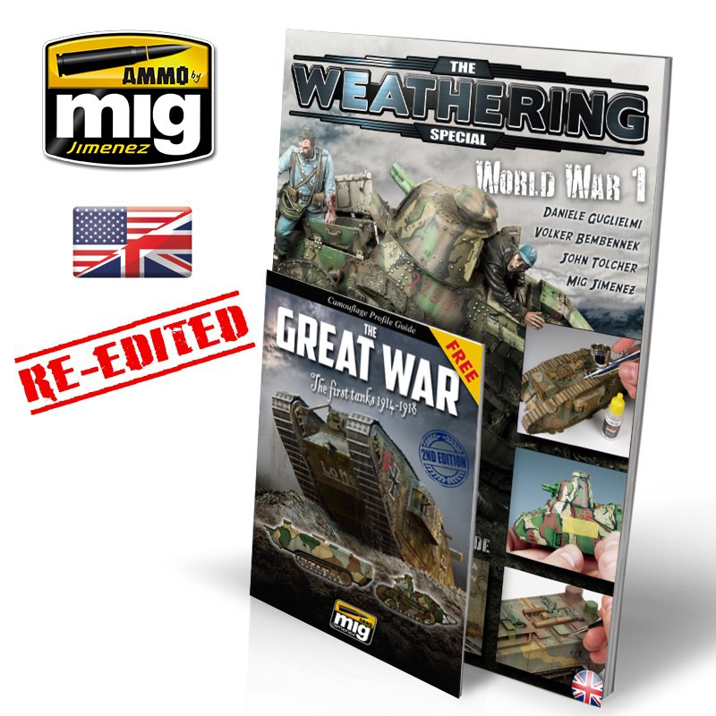 The Weathering Magazine SPECIAL - World War I (ENG)