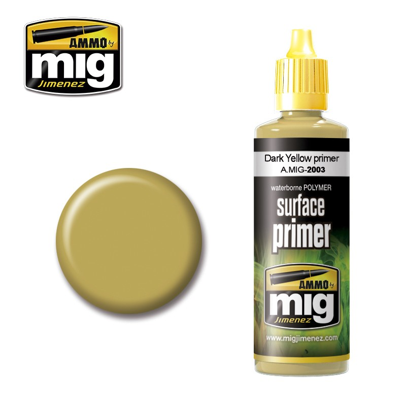 DARK YELLOW PRIMER