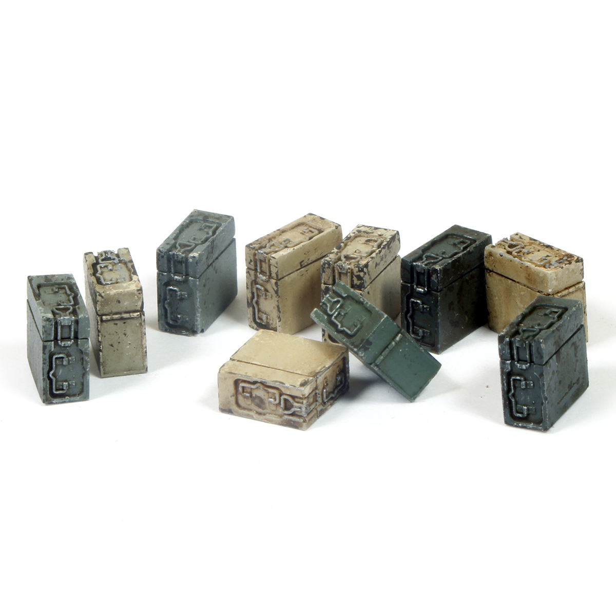 Ammunition Boxes for 20mm Pak
