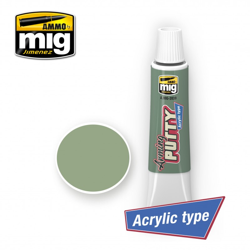 ARMING PUTTY - ACRYLIC TYPE