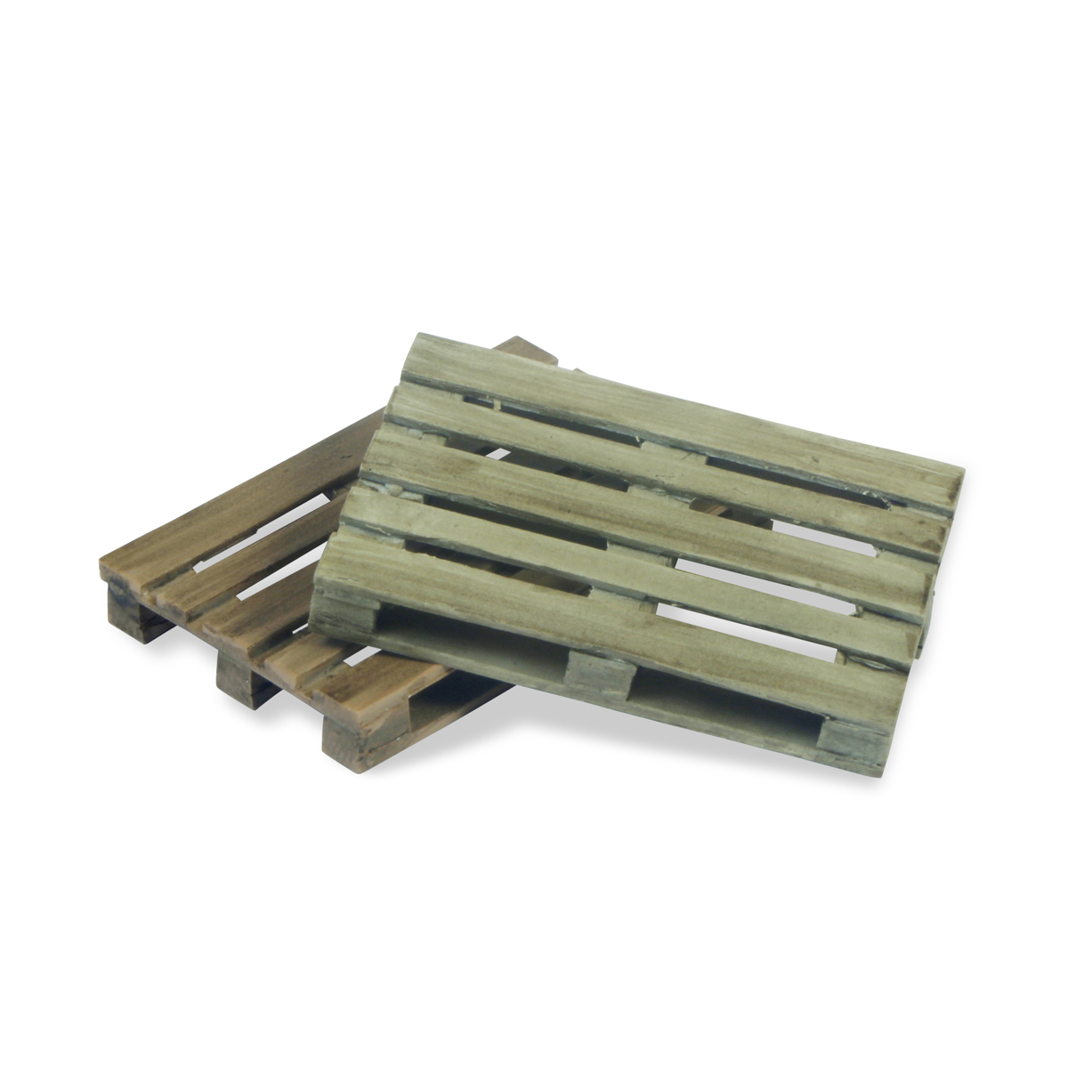 Wooden Pallets (2 pcs.)