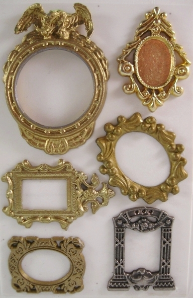 Mirror Set / Set zrkadiel (6ks)