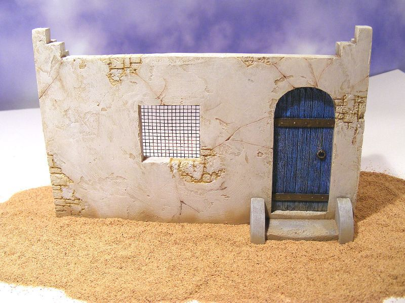Small North African House