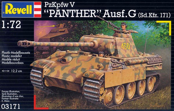 Pz.Kpfw V Panther Ausf.G