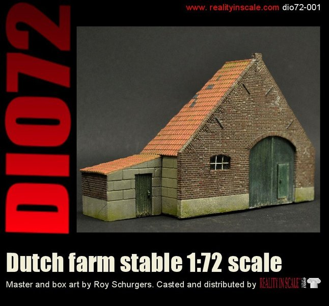 Dutch Farm Stable