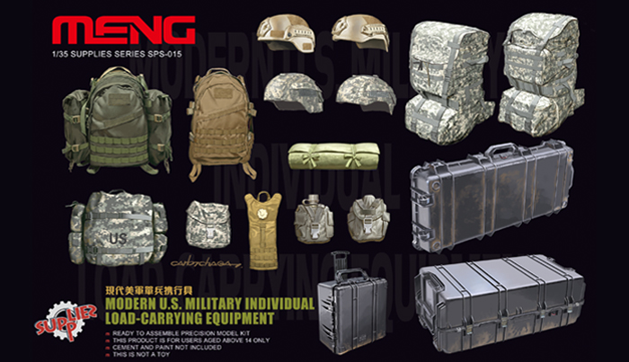 Modern U.S. Military Individual Load-Carrying Equipment