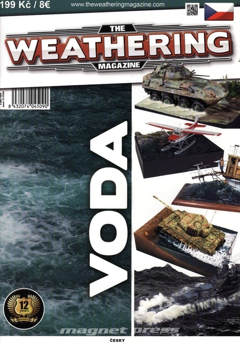 The Weathering Magazine č.10 - Voda