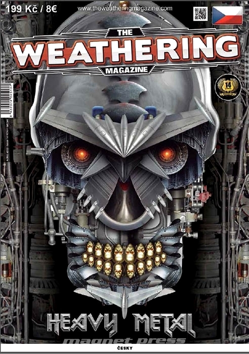 The Weathering Magazine č.14 - Heavy Metal / Kov