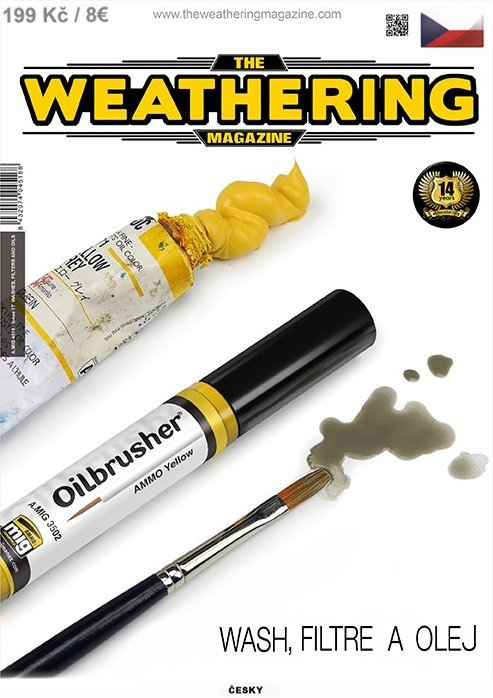 The Weathering Magazine č.17 - Washe, filtry a oleje