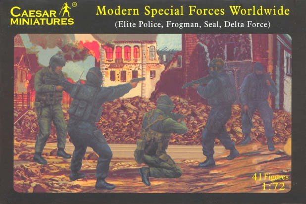 Modern Special Forces Worldwide