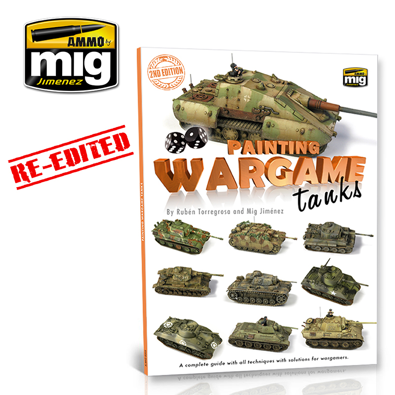 PAINTING WARGAME TANKS (ENG)