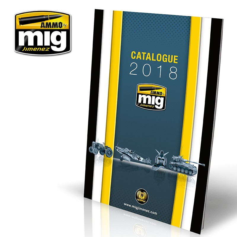 AMMO CATALOGUE (2018)