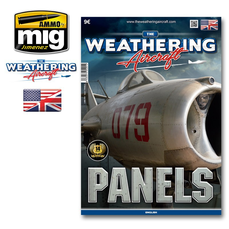 The Weathering Aircraft č.1 - PANELS (ENG)