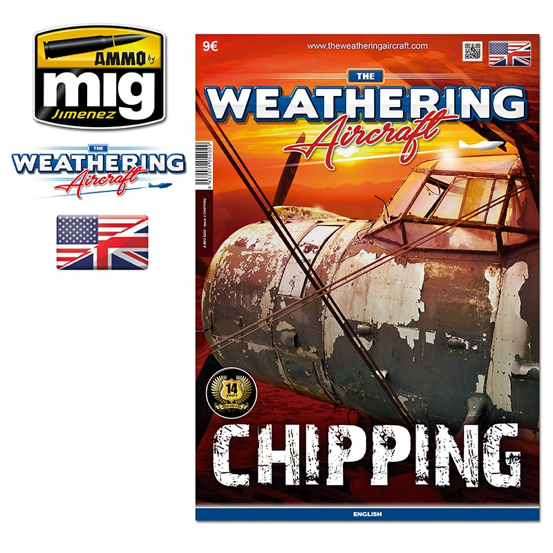 The Weathering Aircraft č.2 - CHIPPING (ENG)