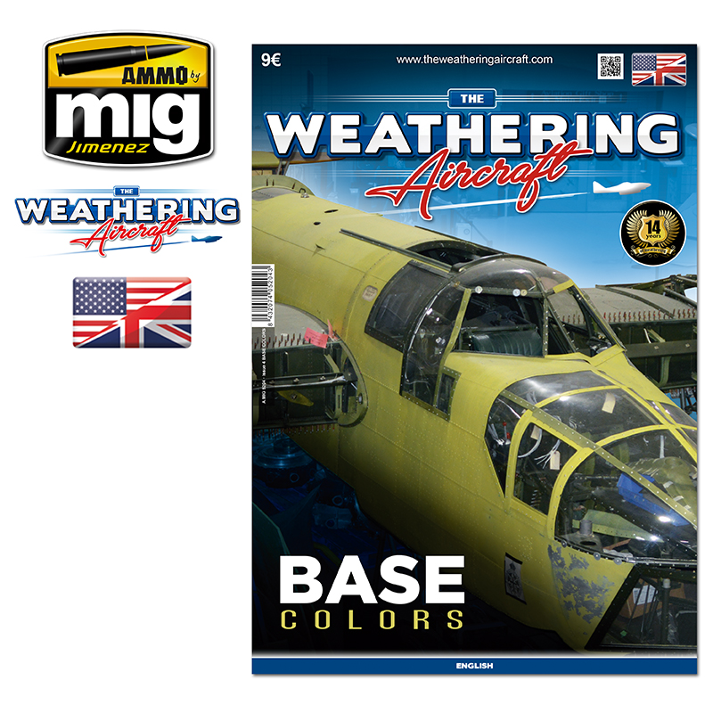 The Weathering Aircraft č.4 - BASE COLORS (ENG)