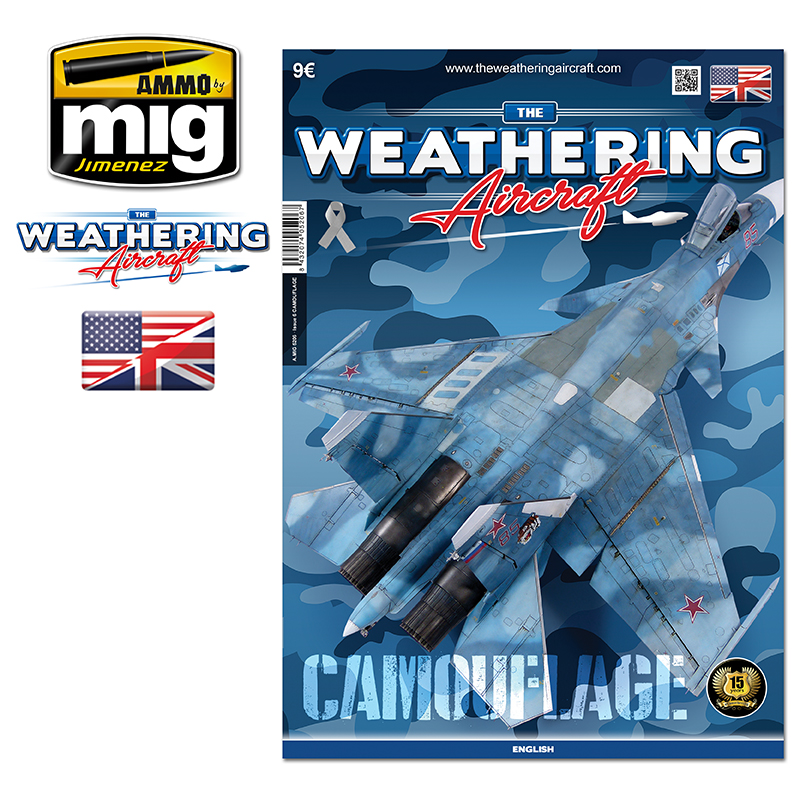 The Weathering Aircraft č.6 - CAMOUFLAGE (ENG)