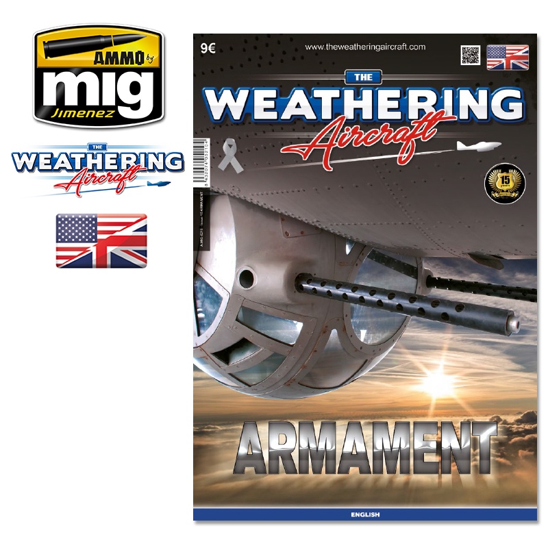 The Weathering Aircraft č.10 - ARMAMENT (ENG)