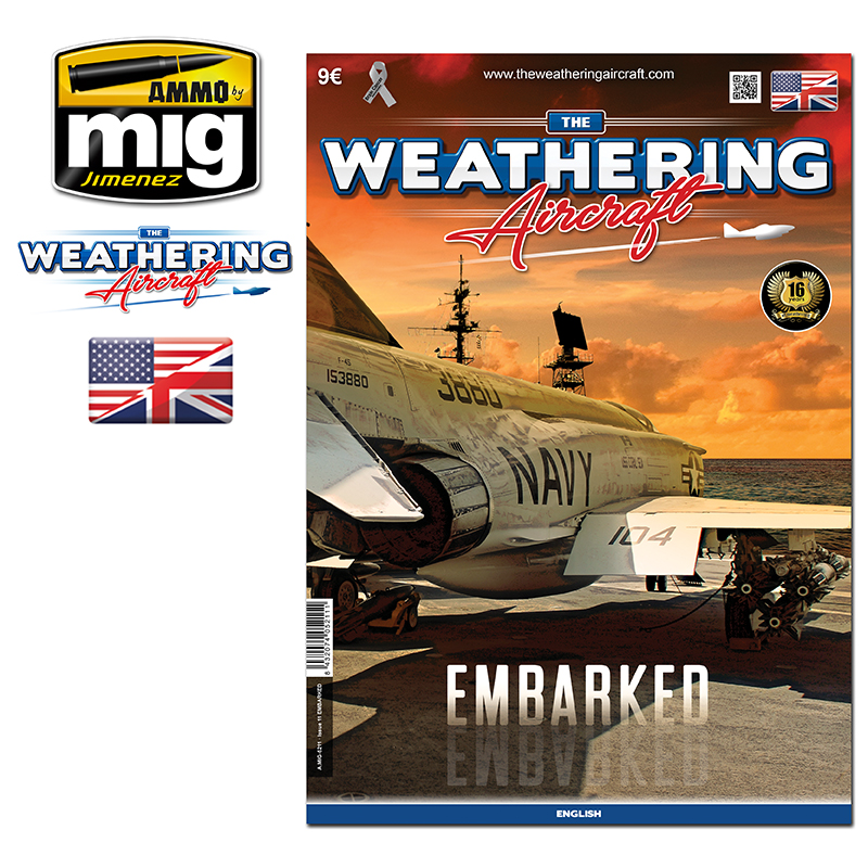 The Weathering Aircraft č.11 - EMBARKED (ENG)