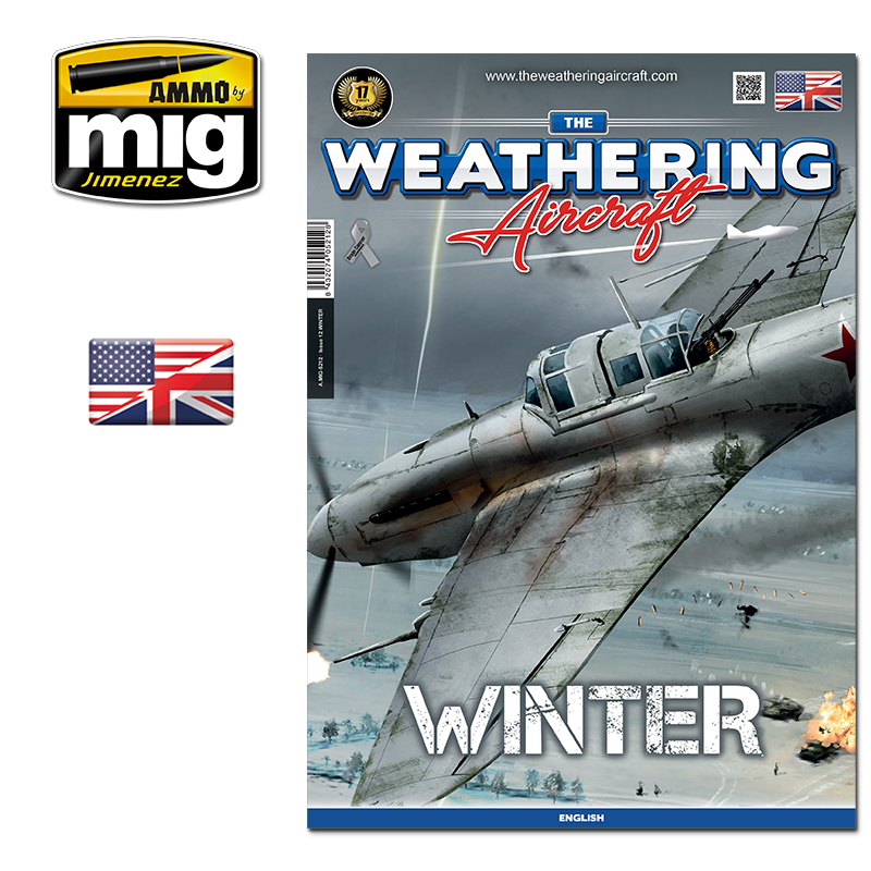 The Weathering Aircraft č.12 - WINTER (ENG)