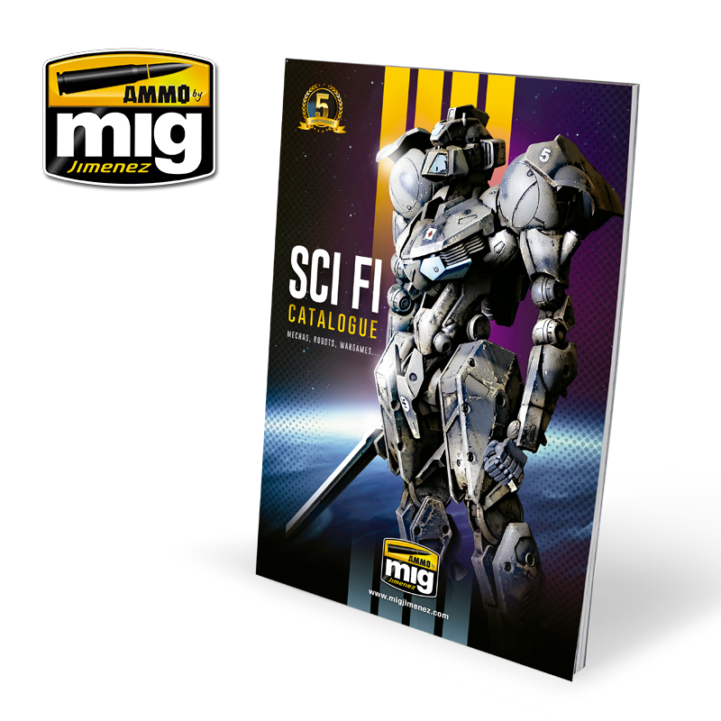 AMMO SCI-FI CATALOGUE