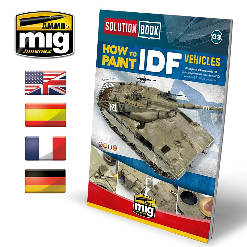IDF VEHICLES SOLUTION BOOK