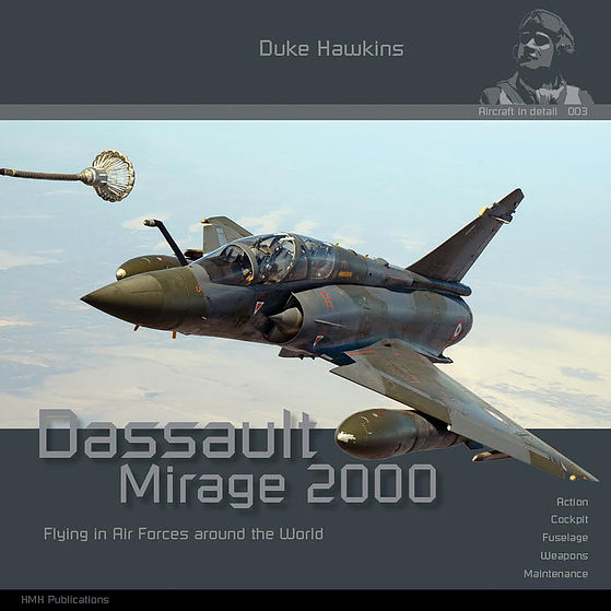 Aircraft in Detail: Dassault Mirage 2000