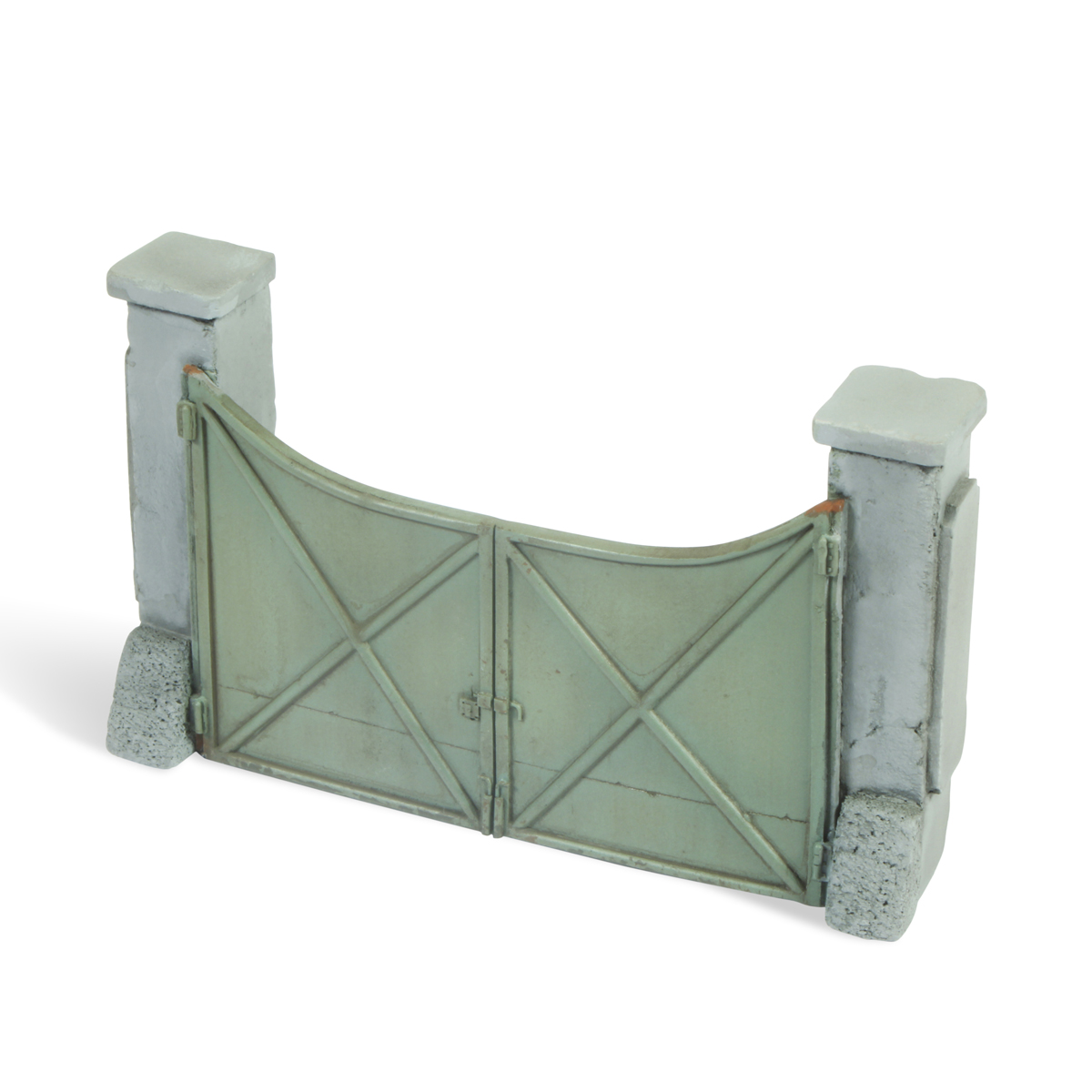 Industrial Gate 1:72
