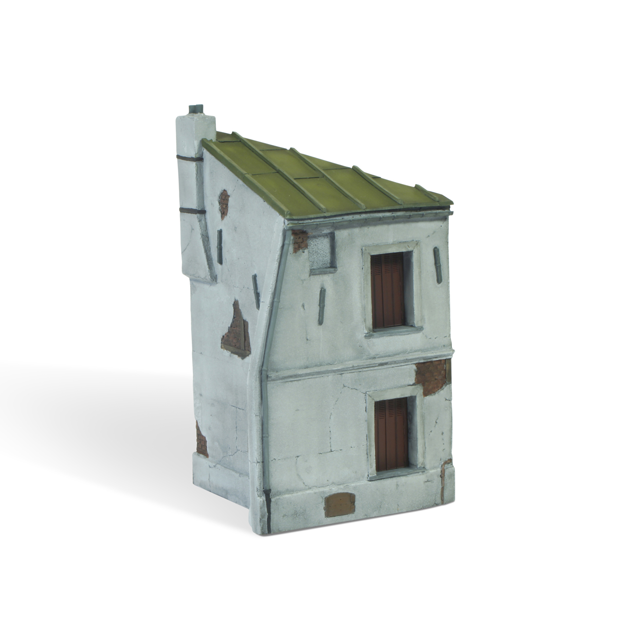 French House Corner (Type 1), 1:72