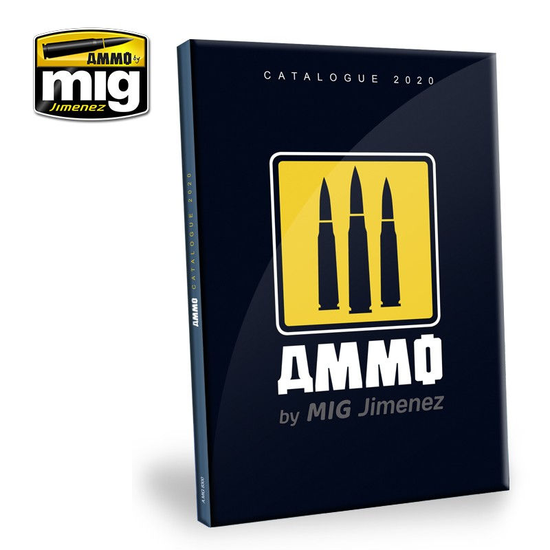 AMMO CATALOGUE (2020)