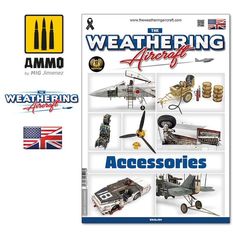 The Weathering Aircraft č.18 - ACCESSORIES (ENG)