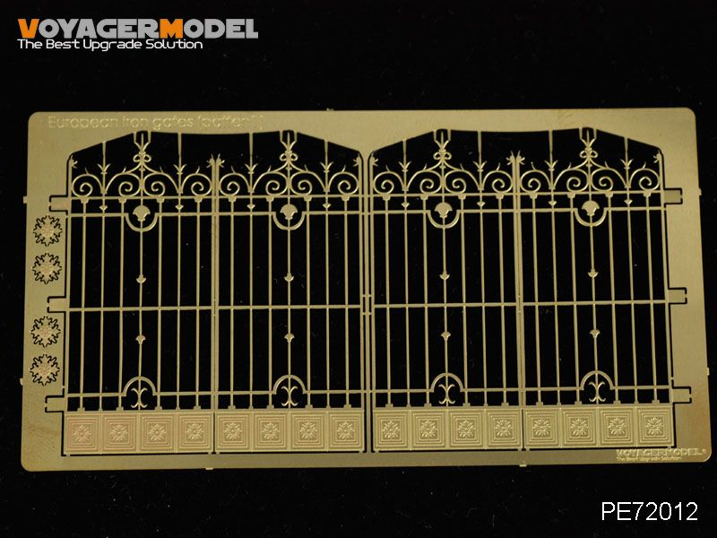 European Iron Gates (Pattern 1)