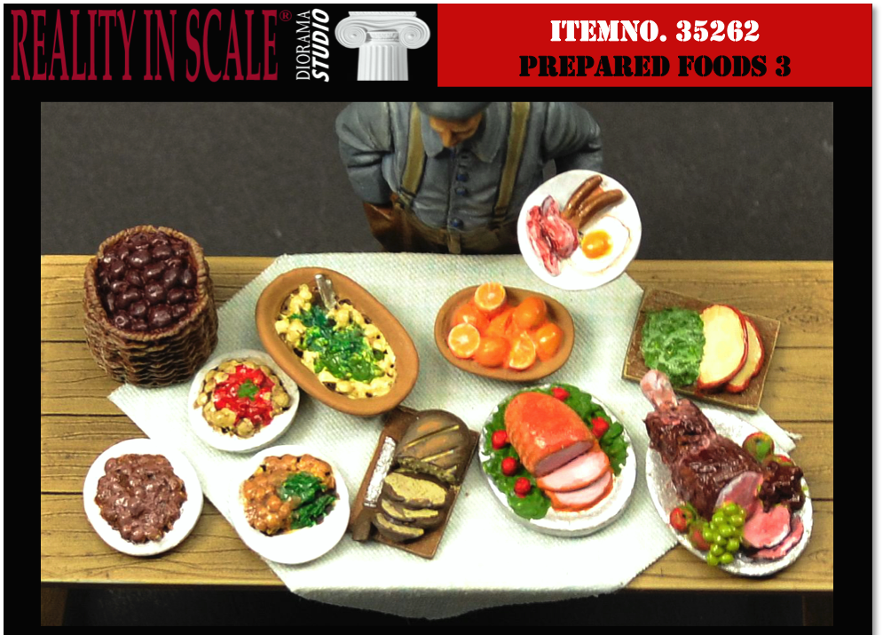 Prepared Foods Set 3 (11ks)