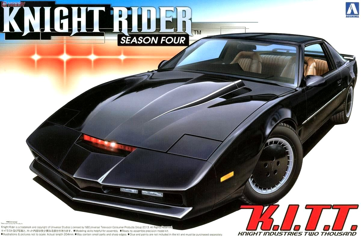 Knight Rider K.I.T.T., Season IV