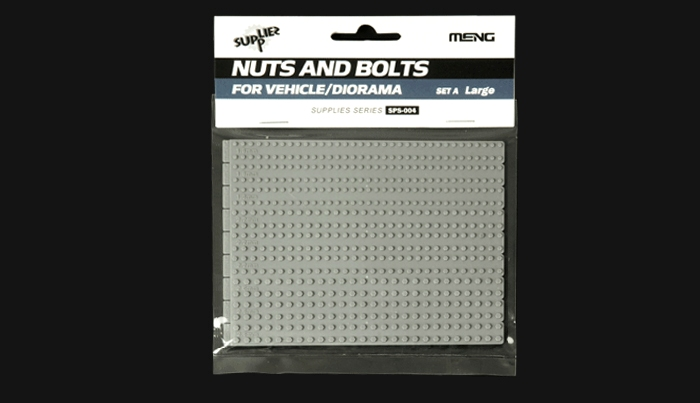 Nuts and Bolts SET A (large)