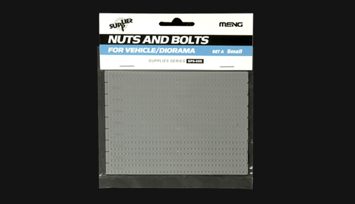 Nuts and Bolts SET A (small)