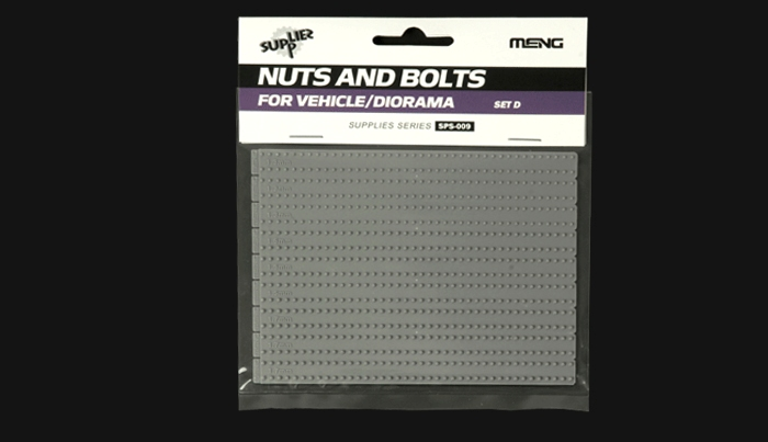 Nuts and Bolts SET D