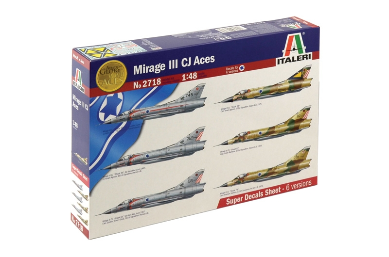 Mirage III CJ ACES