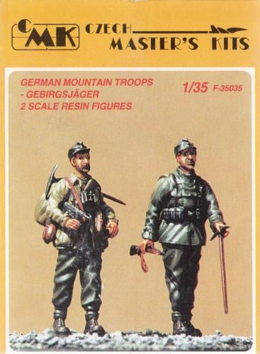 German Mountain Troops - Gebirgsjäger
