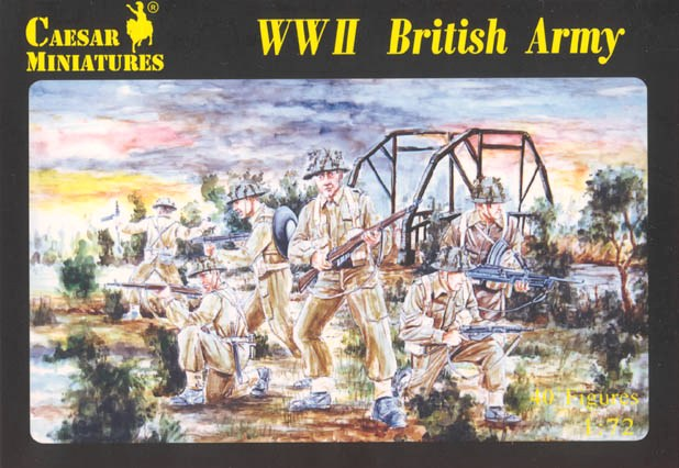 World War II British Army