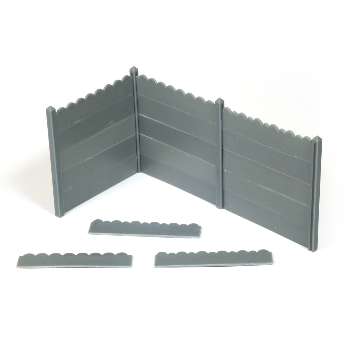Concrete fence type 1 - Concrete fence models design ...