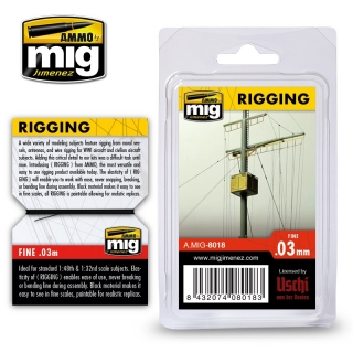 RIGGING - FINE 0,03mm