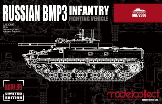 Russian BMP3 Infantry Fighting Vehicle