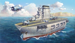Warship Builder - USS Lexington