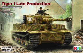 Tiger I Late Production (Michael Wittmann)